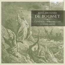 "Rene Drouard de Bousset (1703-1760): Geistliche Kantaten ""Cantates Spirituelles"", CD"