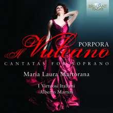 Nicola Antonio Porpora (1686-1768): Kantaten für Sopran, CD