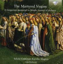 The Martyred Virgins, CD