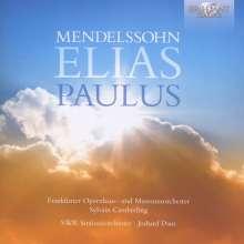 Felix Mendelssohn Bartholdy (1809-1847): Paulus, 4 CDs