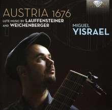 Miguel Yisrael - Austria 1676, CD