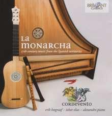 La Monarcha - Spanische Musik aus dem 17.Jh., CD