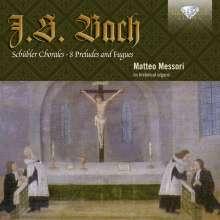 """Johann Sebastian Bach (1685-1750): Choräle BWV 645-650 """"Schübler-Choräle"""", 2 CDs"""