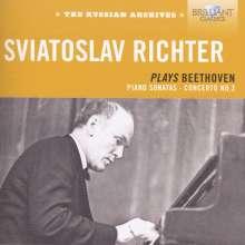 Ludwig van Beethoven (1770-1827): Klaviersonaten Nr.3,4,17,18,27,28,30-32, 3 CDs
