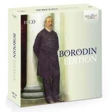 Alexander Borodin (1833-1887): Alexander Borodin Edition, 10 CDs