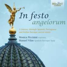 Monica Piccinini - In Festo Angelorum, CD