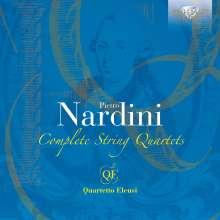 Pietro Nardini (1722-1793): Streichquartette Nr.1-6, CD