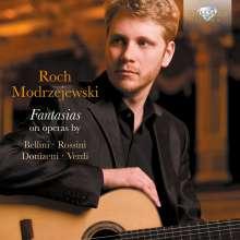 Roch Modrzejewski - Fantaias, CD