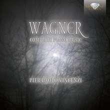 Richard Wagner (1813-1883): Sämtliche Klavierwerke, 2 CDs
