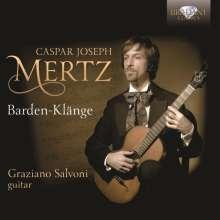 "Johann Kaspar Mertz (1806-1856): Gitarrenwerke Vol.1  ""Barden-Klänge"", 2 CDs"