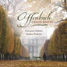 Jacques Offenbach (1819-1880): Duette für 2 Celli, 2 CDs