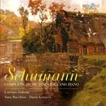 Robert Schumann (1810-1856): Sämtliche Werke für Viola & Klavier, CD