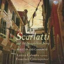 Scarlatti and the Neapolitan Song - Sonatas & Canzonas, CD