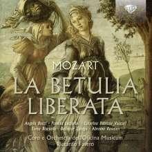 Wolfgang Amadeus Mozart (1756-1791): La Betulia Liberata, 2 CDs