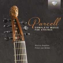 Henry Purcell (1659-1695): Sämtliche Werke für Streicher, 3 CDs