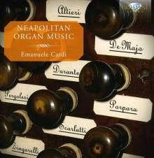 Emanuele Cardi - Neapolitan Organ Music, CD