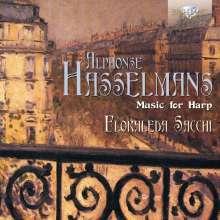 Alphonse Hasselmans (1845-1912): Kammermusik für Harfe, CD