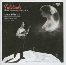 Izhar Elias - Adelaide: Beethoven and the guitar, CD