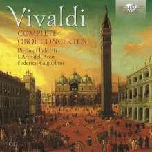 Antonio Vivaldi (1678-1741): Sämtliche Oboenkonzerte, 3 CDs