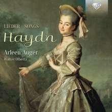 Joseph Haydn (1732-1809): Lieder, CD