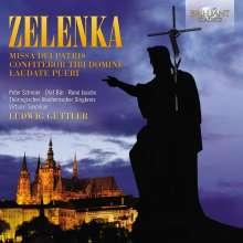 Jan Dismas Zelenka (1679-1745): Missa Dei Patris ZWV 19, 2 CDs