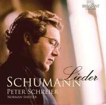 Robert Schumann (1810-1856): Lieder, 4 CDs