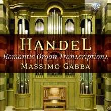 Georg Friedrich Händel (1685-1759): Orgeltranskriptionen, CD