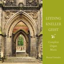 Manuel Tomadin - Leyding / Kneller / Geist, CD