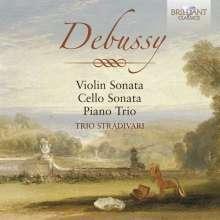 Claude Debussy (1862-1918): Klaviertrio, CD
