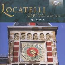 Pietro Locatelli (1695-1764): Capriccios op.3 Nr.1-24 für Violine solo, 2 CDs