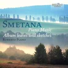 Bedrich Smetana (1824-1884): Klavierwerke, CD