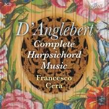 Jean-Henri d'Anglebert (1629-1691): Sämtliche Cembalowerke, 3 CDs