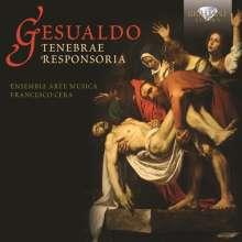 Carlo Gesualdo von Venosa (1566-1613): Lecons de Tenebres:Responsorien, CD