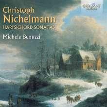Christoph Nichelmann (1717-1762): Cembalosonaten, 2 CDs