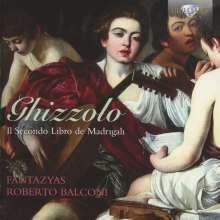 Giovanni Ghizzolo (1580-1625): Madrigali Libro 2, CD