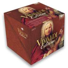 Antonio Vivaldi (1678-1741): Vivaldi Edition (Brilliant), 66 CDs
