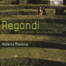 Giulio Regondi (1822-1872): Gitarrenwerke, 2 CDs