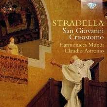 Alessandro Stradella (1642-1682): San Giovanni Crisostomo, CD