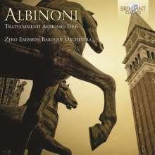 Tomaso Albinoni (1671-1751): Trattenimenti Armonici op.6 Nr.1-12, 2 CDs
