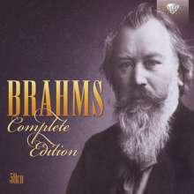 Johannes Brahms (1833-1897): Johannes Brahms - Complete Edition, 58 CDs