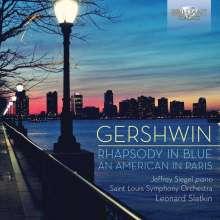 George Gershwin (1898-1937): Klavierkonzert in F, 2 CDs