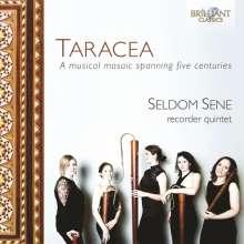 Seldom Sense  - Taracea (A musical mosaic spanning five centuries), CD
