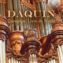 Louis-Claude Daquin (1694-1772): Noels, CD