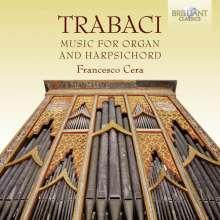 Giovanni Maria Trabaci (1575-1647): Cembalo- und Orgelwerke, 2 CDs
