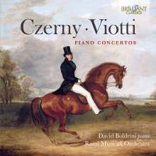 Giovanni Battista Viotti (1755-1824): Klavierkonzert Nr.3 mit obligater Violine, 2 CDs