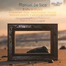 Manuel de Sica (geb. 1949): Orchesterwerke, CD
