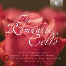 The Romantic Cello, 5 CDs