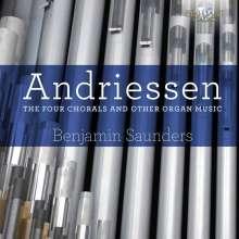 Hendrik Andriessen (1892-1981): Orgelwerke, CD