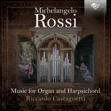 Michelangelo Rossi (1602-1656): Toccate e Correnti Nr.1-10, CD