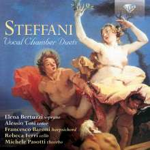 Agostino Steffani (1654-1728): Duetti da Camera, CD